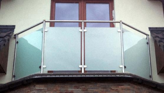 szklna zabudowa balkonu naszego wykonania
