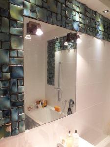 lustro łazienkowe z oswietleniem