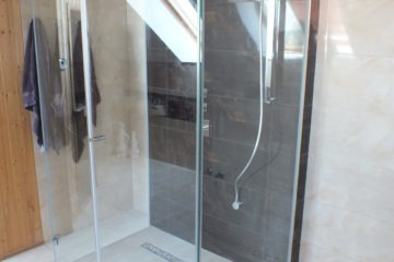 Kabina prysznicowa na wymiar
