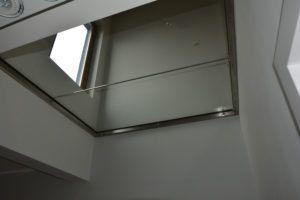 szklany sufit