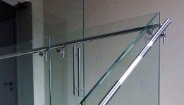 szklana balustrada
